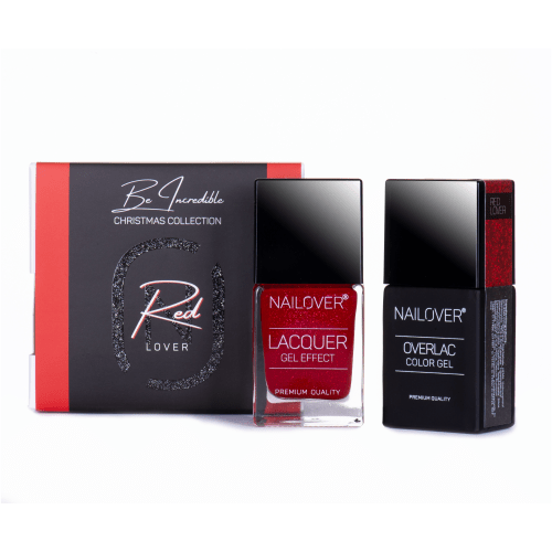 Match Box Overlac  Red Lover Limited Edition