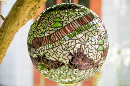 Suncatcher Garden Ball