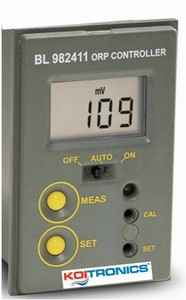 Industrial ORP controller