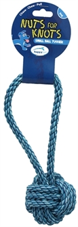 NUTS FOR KNOTS BAL TUGGER SMALL 26X8X8 CM