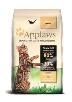 APPLAWS CAT ADULT CHICKEN 400 GR
