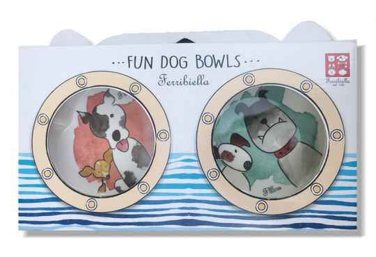 FERRIBIELLA AQUARELLE BOWLS 450ML