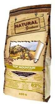 NATURAL GREATNESS TOP MOUNTAIN HYPO ALLERGEEN GRAANVRIJ 600 GR 2KG 6KG