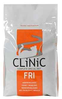 CLINIC KAT FRI NIERDIEET 300 GR 1.5Kg OF 7.5KG