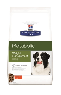 HILL'S CANINE METABOLIC 4KG