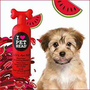 PET HEAD LIFE'S AN ITCH SHAMPOO 475ML