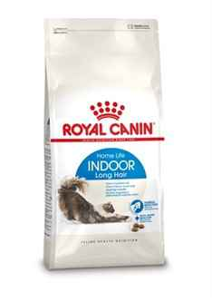 ROYAL CANIN INDOOR LONG HAIR 400 GR OF 2KG