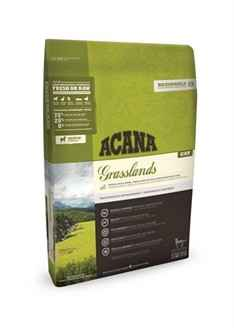 ACANA REGIONALS GRASSLANDS CAT 340 GR, 1.8KG OF 5.4KG