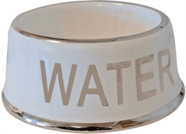 DRINKBAK WATER WIT/ZILVER