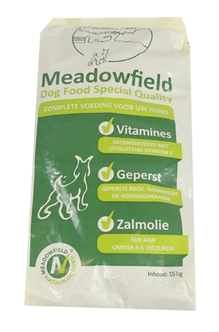 MEADOWFIELD DOG FOOD SPECIAL QUALITY 15 KG