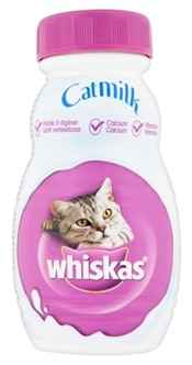WHISKAS CATMILK FLESJE 15X200ML PROMO