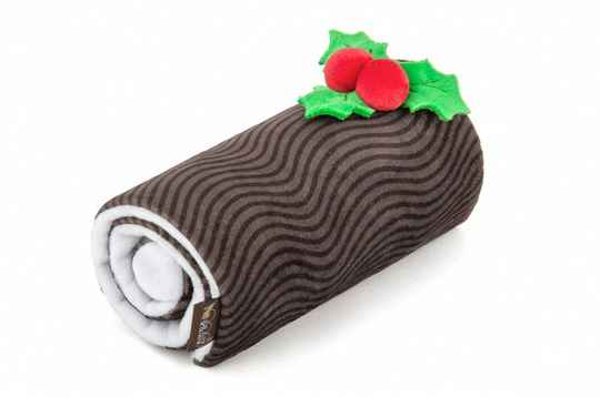 PLAY HOLIDAY CLASSIC YULE LOG SPEELGOED KERST