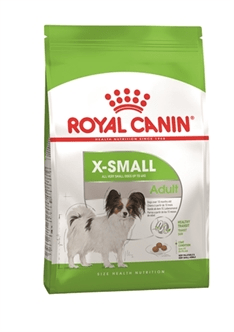 ROYAL CANIN X-SMALL ADULT 500GR / 1.5KG / 3KG