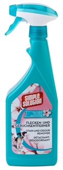 SIMPLE SOLUTION STAIN & ODOUR SPRING BREEZE 750 ML