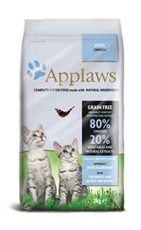 APPLAWS KITTEN CHICKEN 400GR OF 2KG