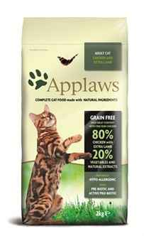 APPLAWS CAT ADULT CHICKEN / LAMB 2 KG