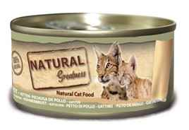 NATURAL GREATNESS CHICKEN KITTEN 70 GR