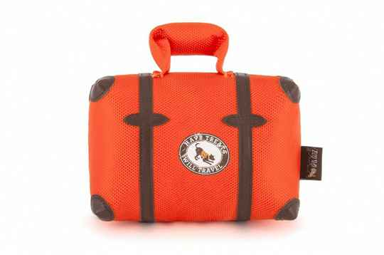 PLAY GLOBETROTTER SUITCASE SPEELGOED