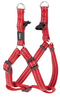 ROGZ FOR DOGS SNAKE STEP-IN TUIG 16MMX42-61CM