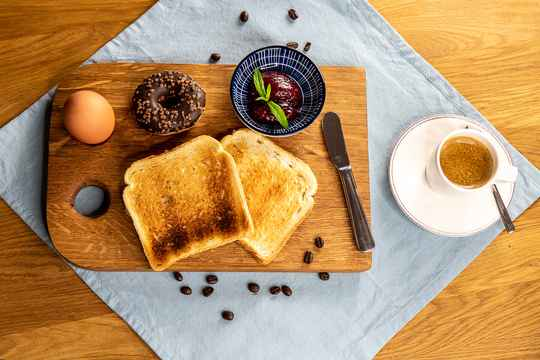 Breakfast Board