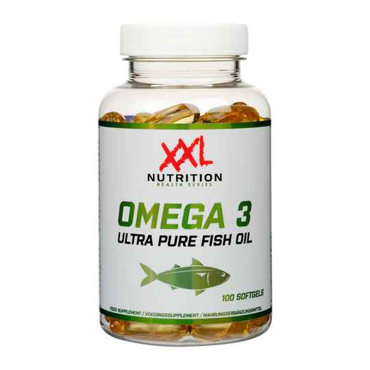 Omega 3 ultra pure fish oil