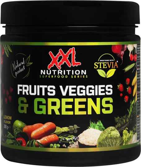 Fruits veggies & greens