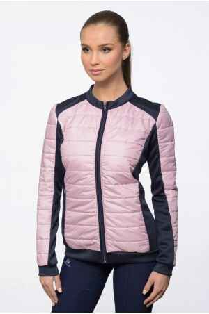 Riding Jacket with Waterproof Inserts - VOGUE