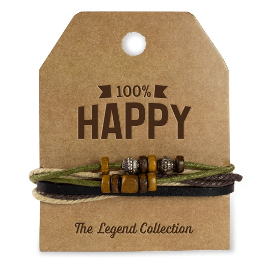 The legend collection armband - 100% happy