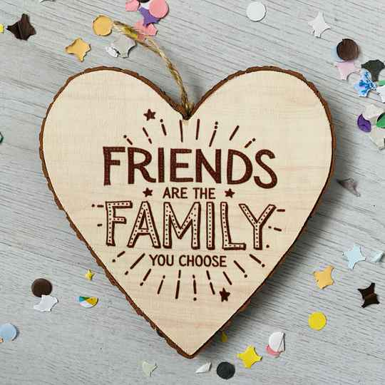 Mijn Hart - Friends are the family