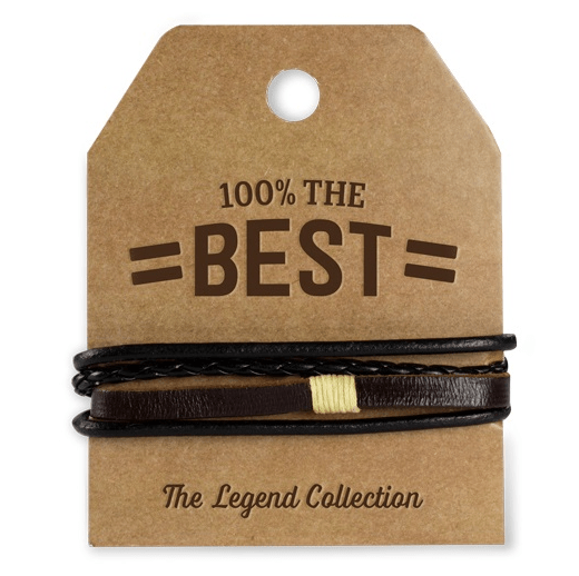 The legend collection armband - 100% the best