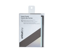 Cricut Insert Cards Grey/ Silver Holographic (2008043)