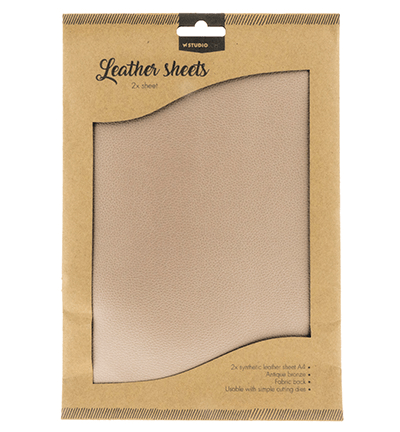 Fake Leather Sheets nr.01