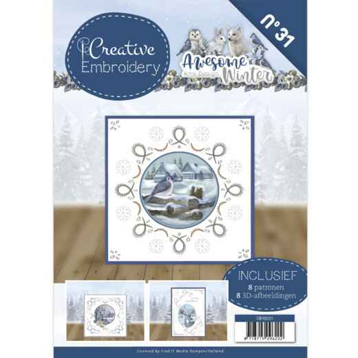 CB10031 Amy Design - Awesome Winter