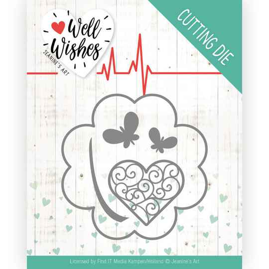 JAD10091 Luckey Clover - Well Wishes