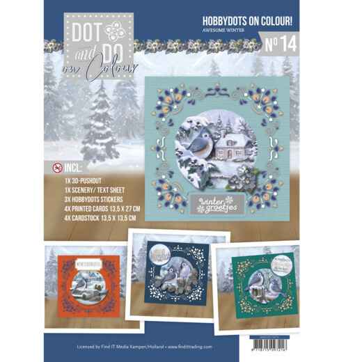 DODOOC10014 Amy Design - Awesome Winter