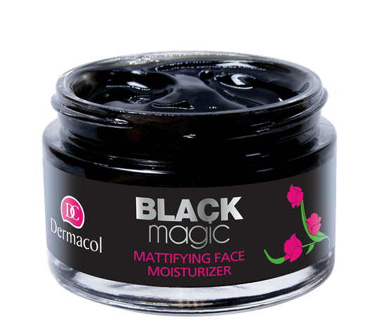 Black Magic Mattifying face moisturiser 50 ml