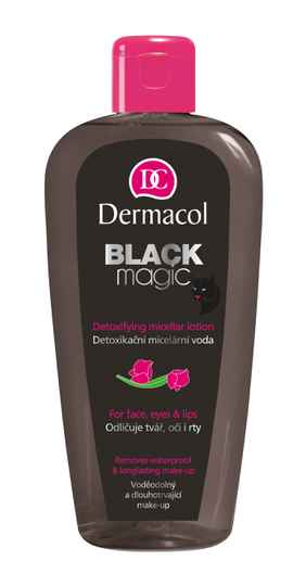 Black Magic Micellar Lotion 200 ml