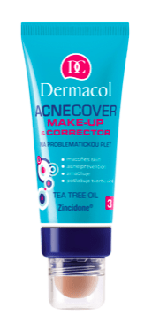 Acne Cover make-up and corrector 30 g actie