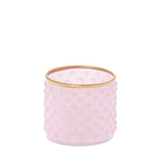 VOTIVE LIGHT CHELSEA PINK 7CM