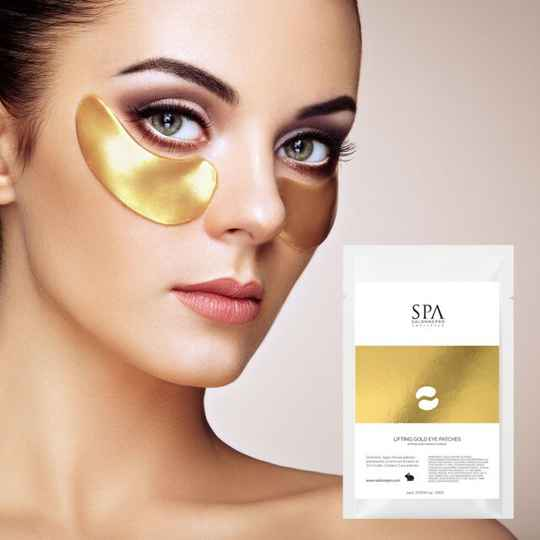 Lifting Gold Eye Patches