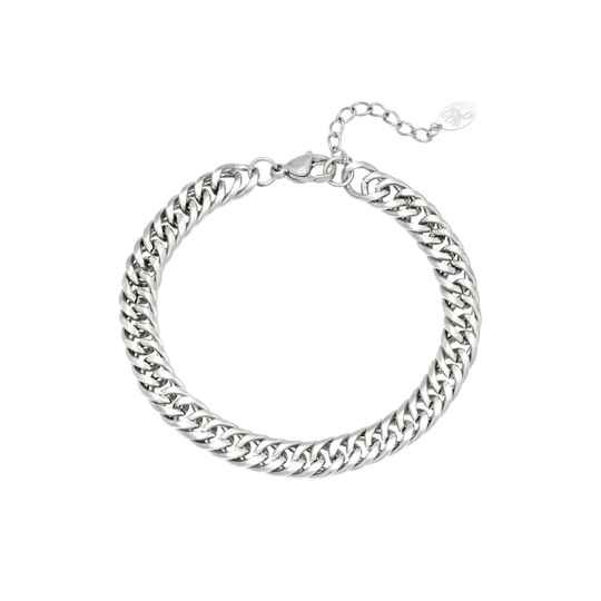 Armband Vibes zilver