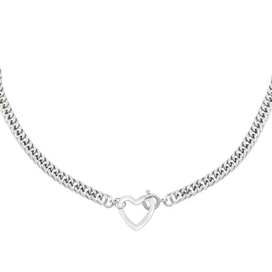 Ketting Lovely zilver