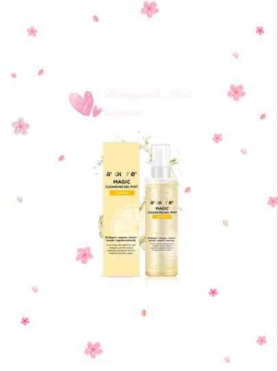 AYOUME - MAGIC CLEANSING MIST LEMON