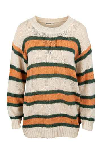 Pullover brown 24colours