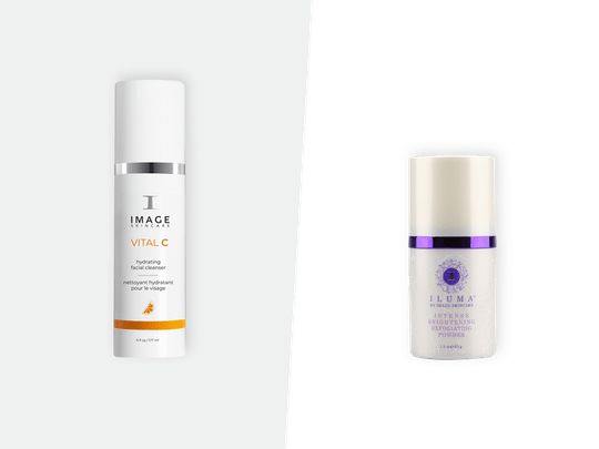 Cleanser duo - Healthyglow