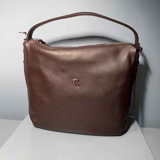 Bruno Rossi Bags - A202P Donkerbruin