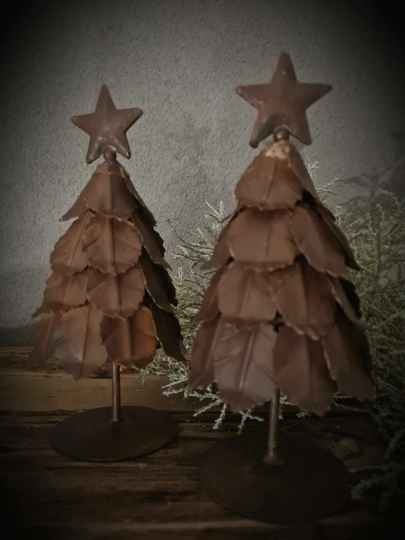 Kerstboom roest small