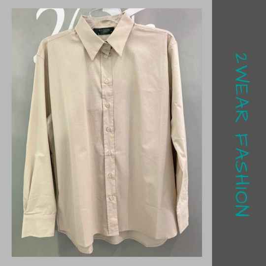 BLOUSE BEIGE | MARCH EUROPE