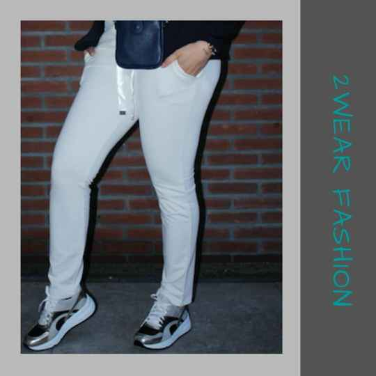 SWEATPANT OFFWHITE   MARCH EUROPE