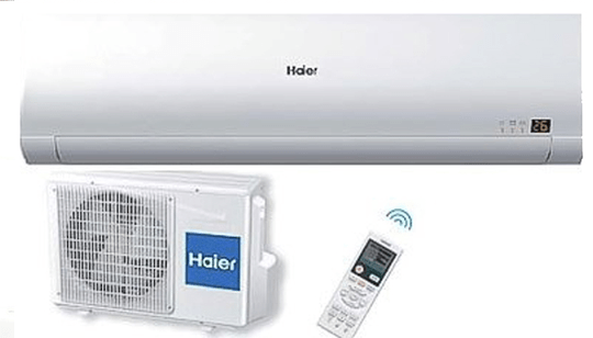 Haier Airconditioning single split systemen